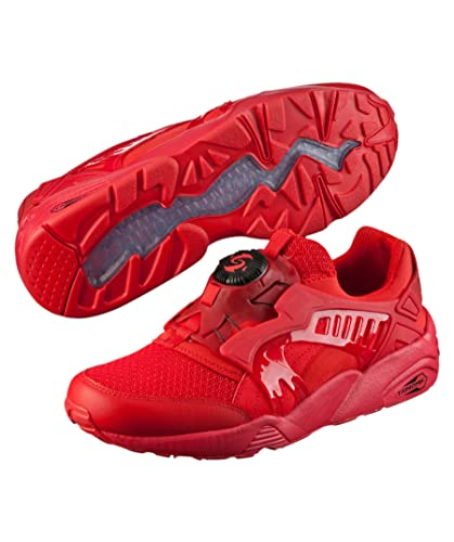 f8461d18b8b Puma Disc Blaze Ct Mens Trainers Red - 7 UK
