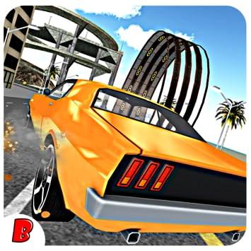Turbo Sports Car Speed Racing : City Stunt Ride 3D