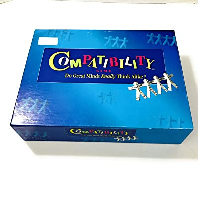 Crown & Andrews Compatibility Game: Toys & Games
