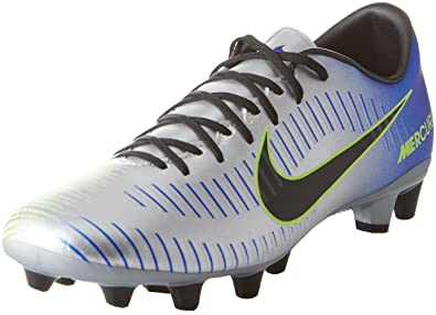 91d4a6f95 Nike Men s Mercurial Victory Vi Neymar (Ag) Footbal Shoes  Amazon.co ...
