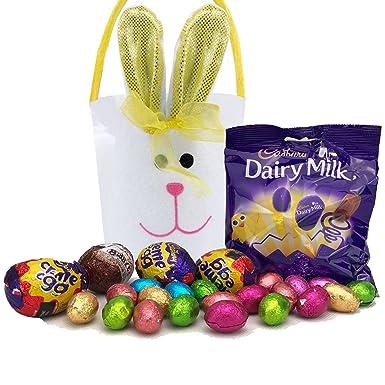 Easter egg hunt bunny bucket including cadbury creme eggs galaxy easter egg hunt bunny bucket including cadbury creme eggs galaxy egg dairy milk eggs negle Choice Image