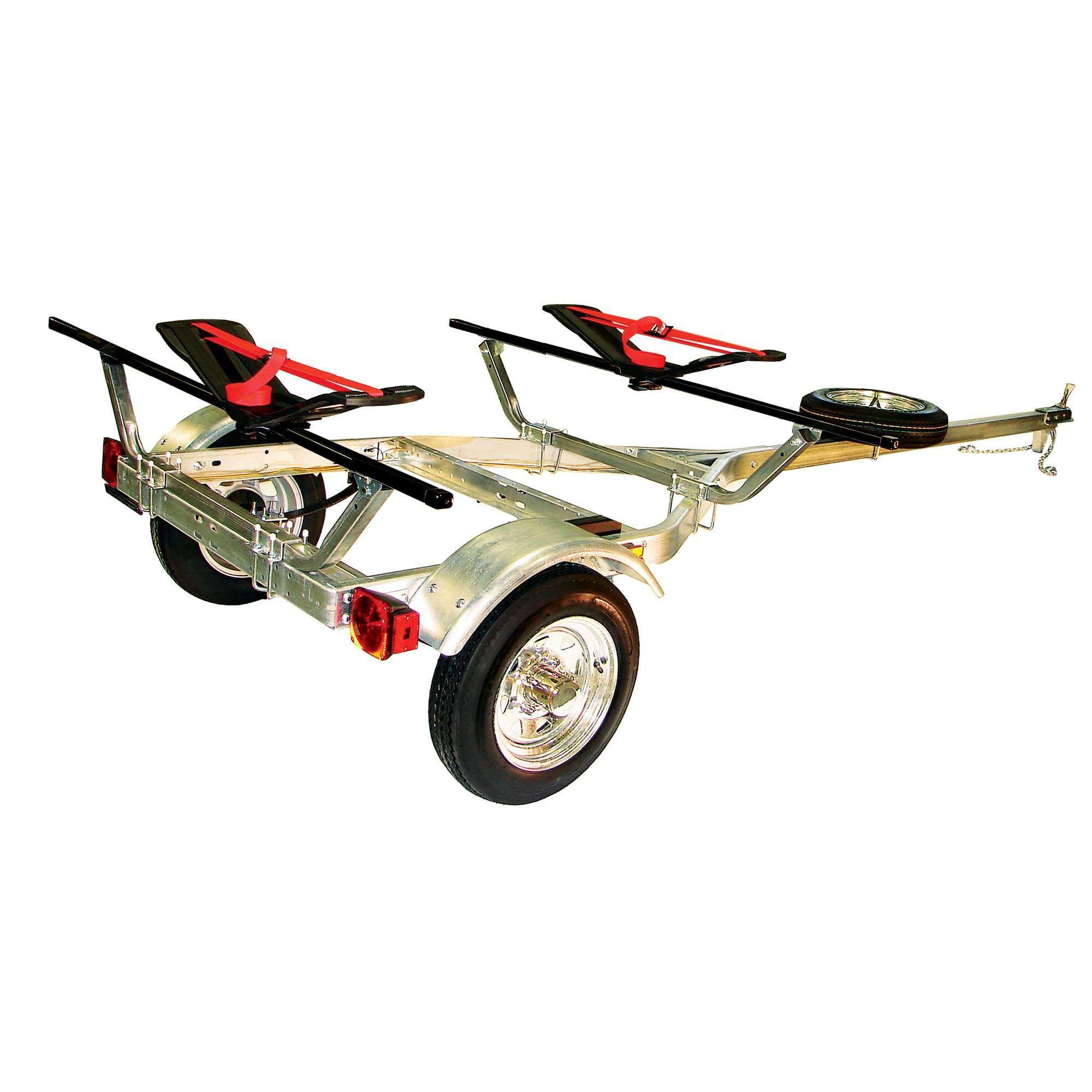 Malone MicroSport 1-Boat SeaWing Kayak Trailer Package by Malone