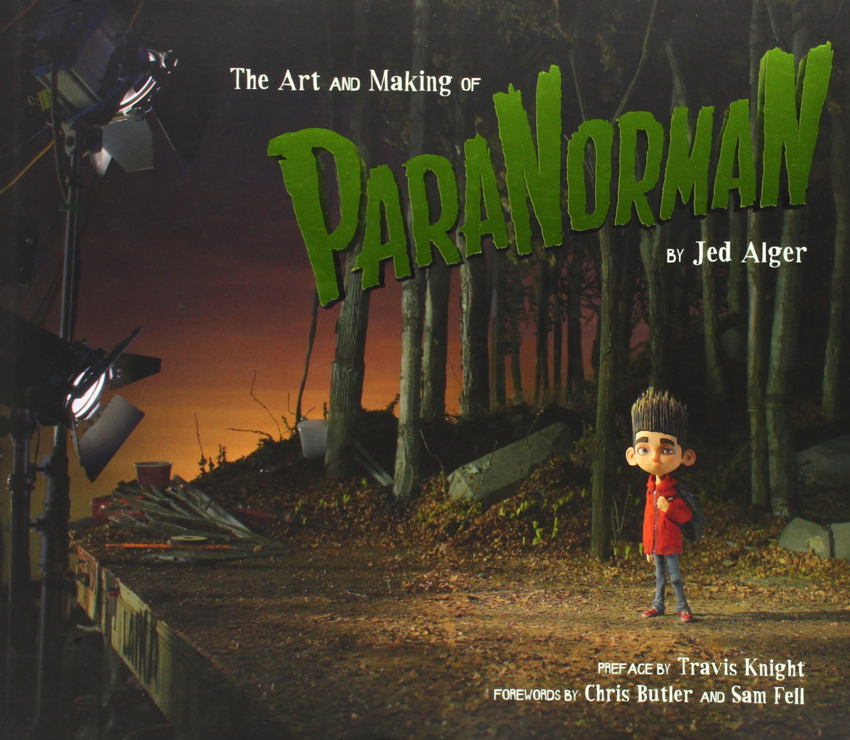 Image result for the art and making of paranorman