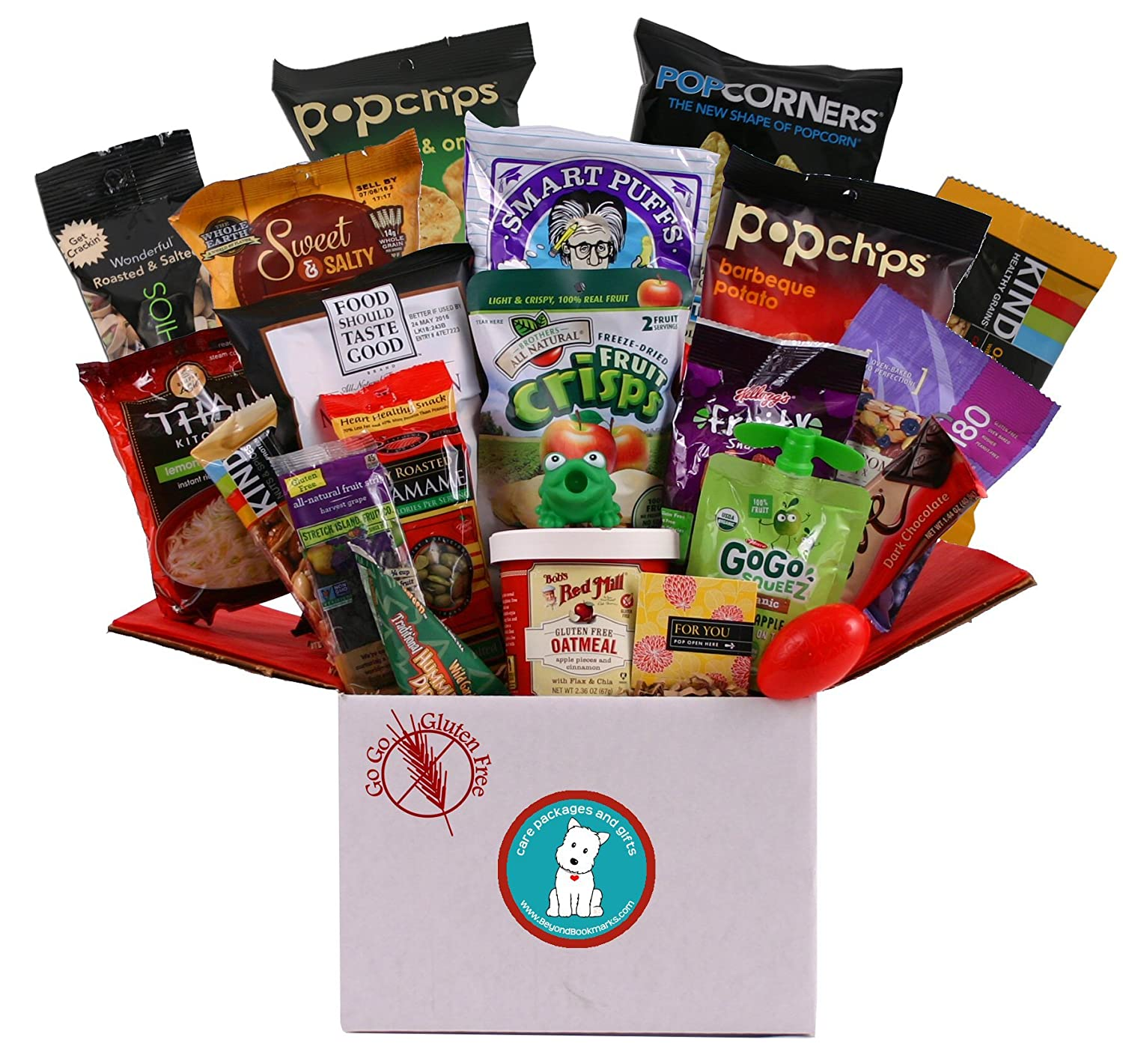 Amazon gluten free care package for college student birthday amazon gluten free care package for college student birthday or at final exam time military troops office meetings or anyone who wants to eat negle