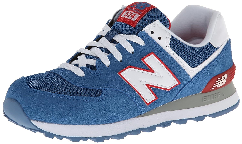 new balance ml574 blau