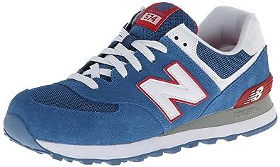 New Balance 574 Blau Amazon