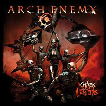 Image result for arch enemy khaos legions