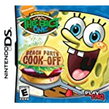 Spongebob: The Big One - Beach Party Cook-Off