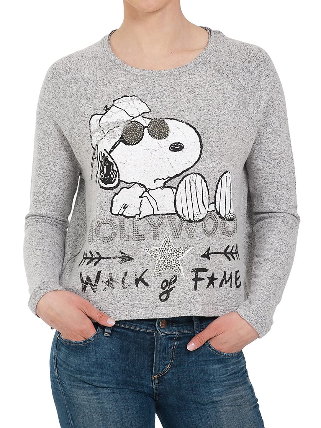 Princess Goes Hollywood Peanuts Snoopy Cool Cap Sweater, 165-167940
