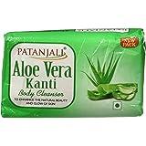 Patanjali Aloevera Kanti Body Cleanser, 150g