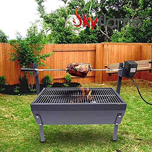 Grills & Outdoor Cooking Black Skyflame Universal Replacement ...