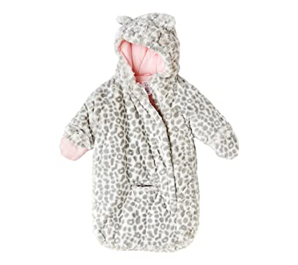 30c27a7c5 Amazon.com  Carter s Baby Girls  Cheetah Pram 0-6 Months  Clothing