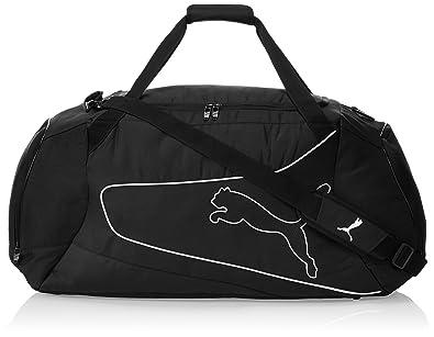 Puma Unisex-Adult PWR-C 5.12 Xl Messenger Bag 070133-01 Black White ... 0c150cd630e63