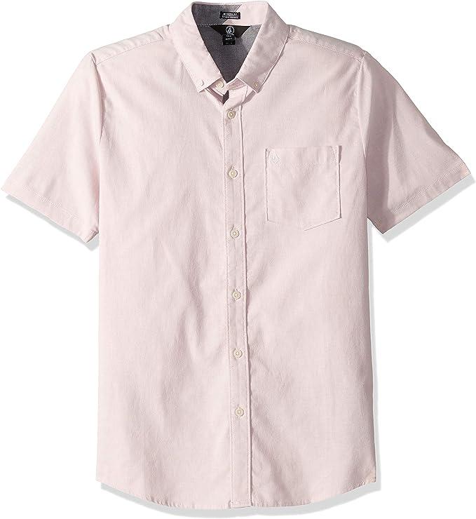 Volcom Everett Oxford - Camisa de manga corta para hombre: Amazon.es: Ropa y accesorios