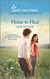 Home to Heal (The Calhoun Cowboys Book 2)