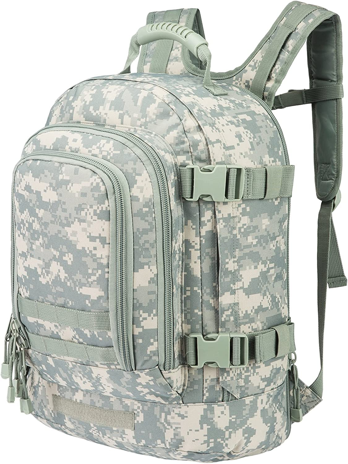80L Military Backpack Daypack Bug Out Bag for Hiking Camping Outdoor Travel