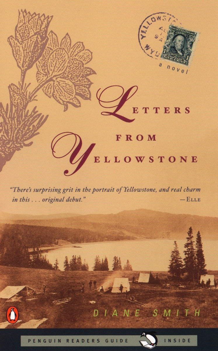 Download Letters from Yellowstone ebook
