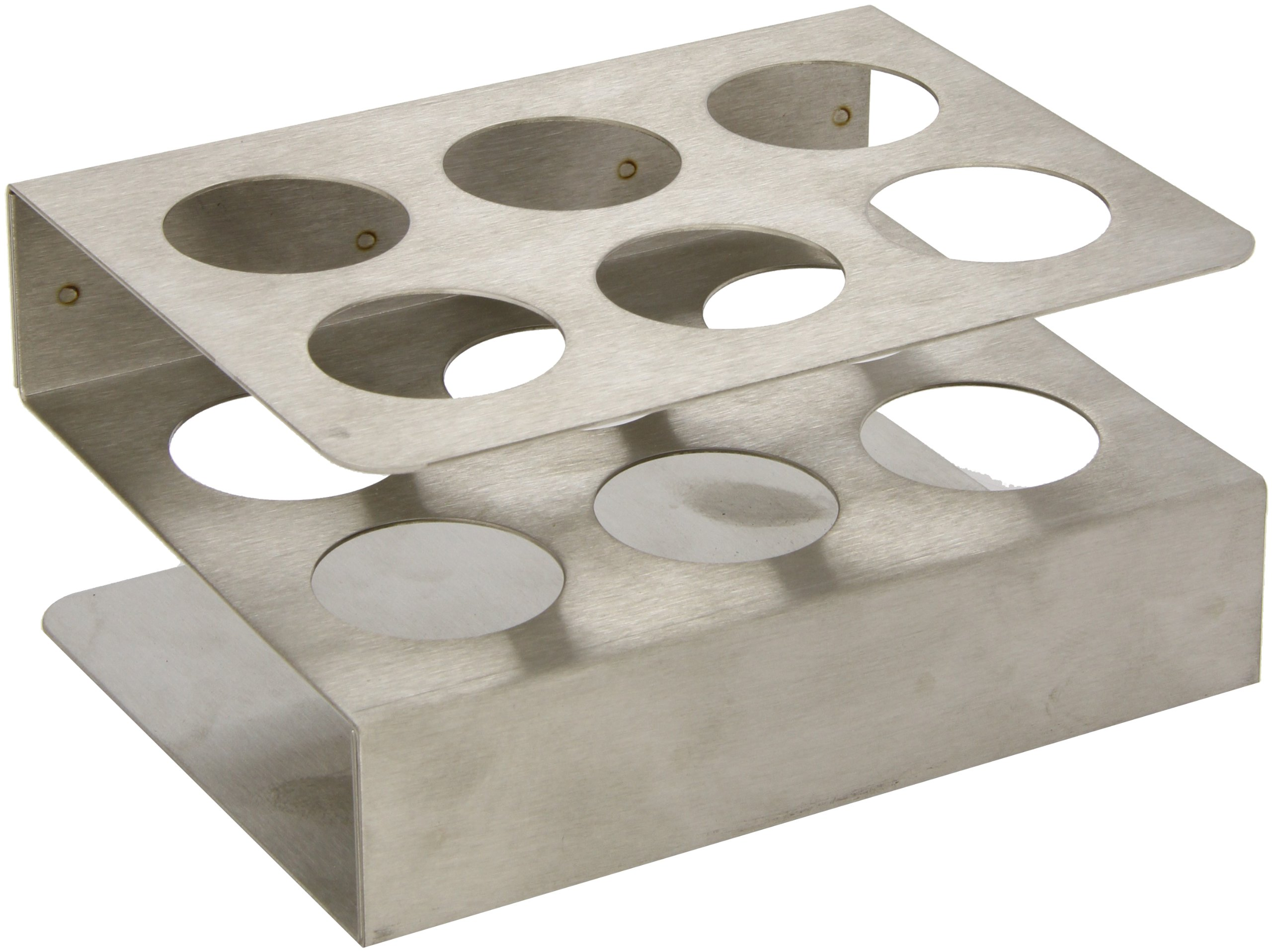 Thermo Scientific ELED 110103 Six-Place Hybridization Bottle Rack for Thermo Scientific 110113, 110115 and 110116