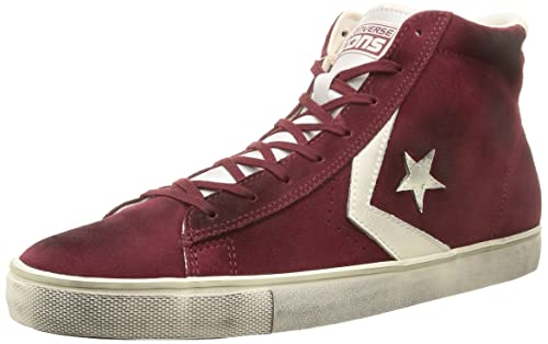 5720da83796 Converse. Men. . pro leather vulc mid suede lth. brown (dark