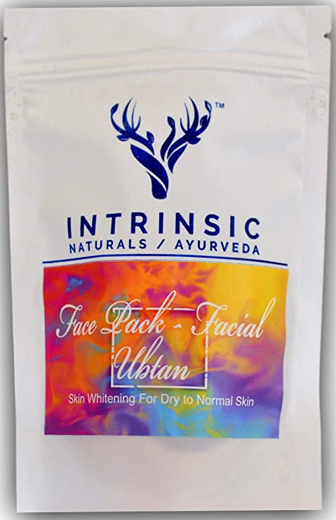 Buy Intrinsic Ubtan for skin whitening with sandalwood