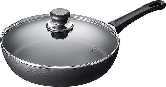 Scanpan Classic Covered Saute Pan 3.25 QT