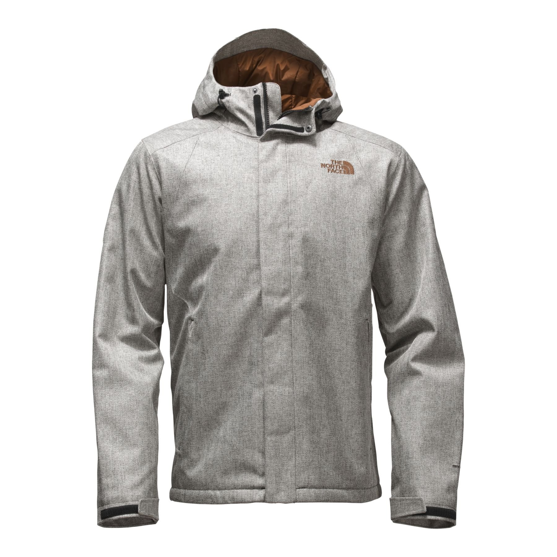 50f08c2043a68 Galleon - The North Face Men s Inlux Insulated Jacket - Monument Grey  Herringbone - L (Past Season)