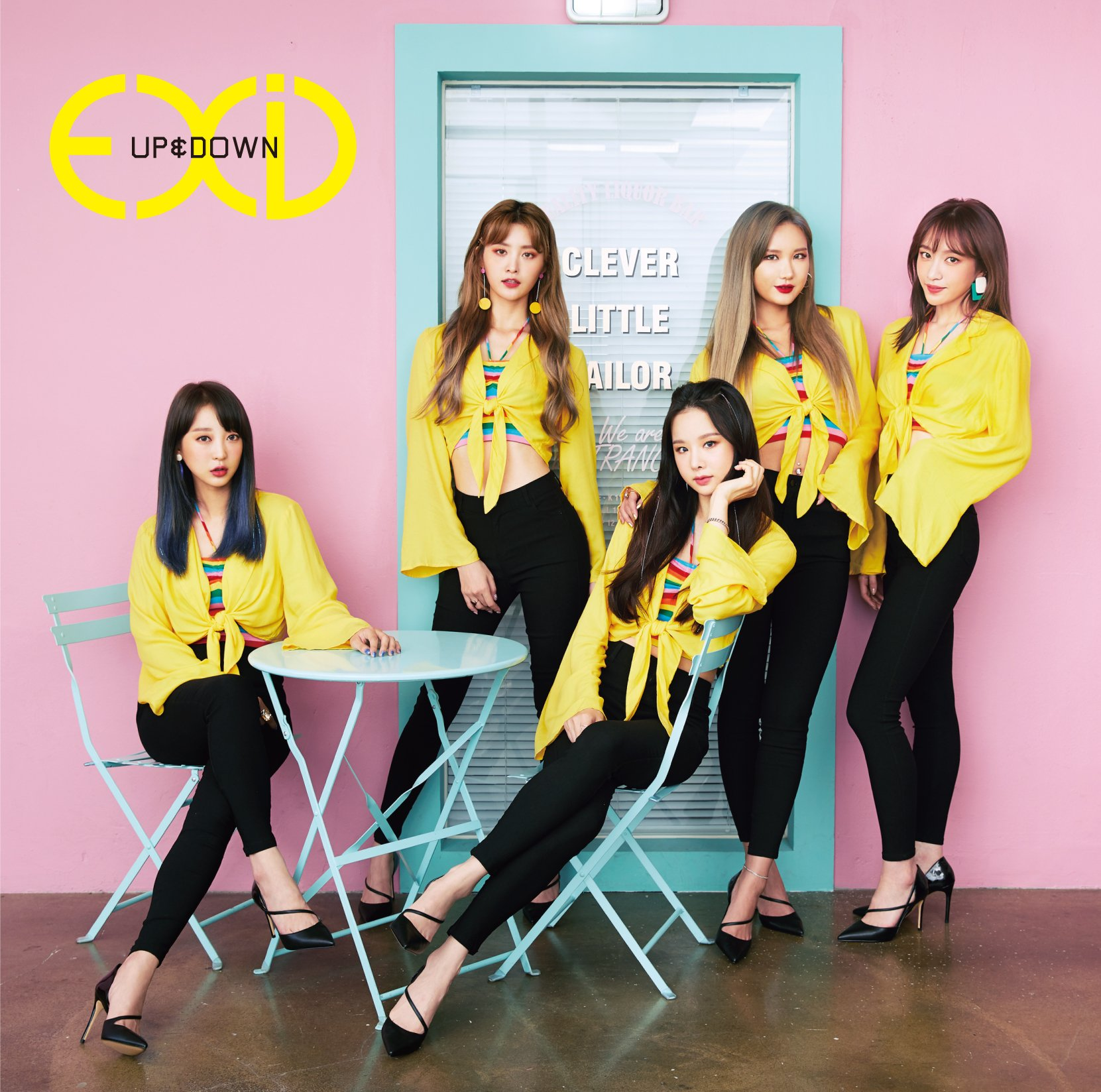 CD : Exid - Up&down (version A) (With DVD, Japan - Import, 2PC)