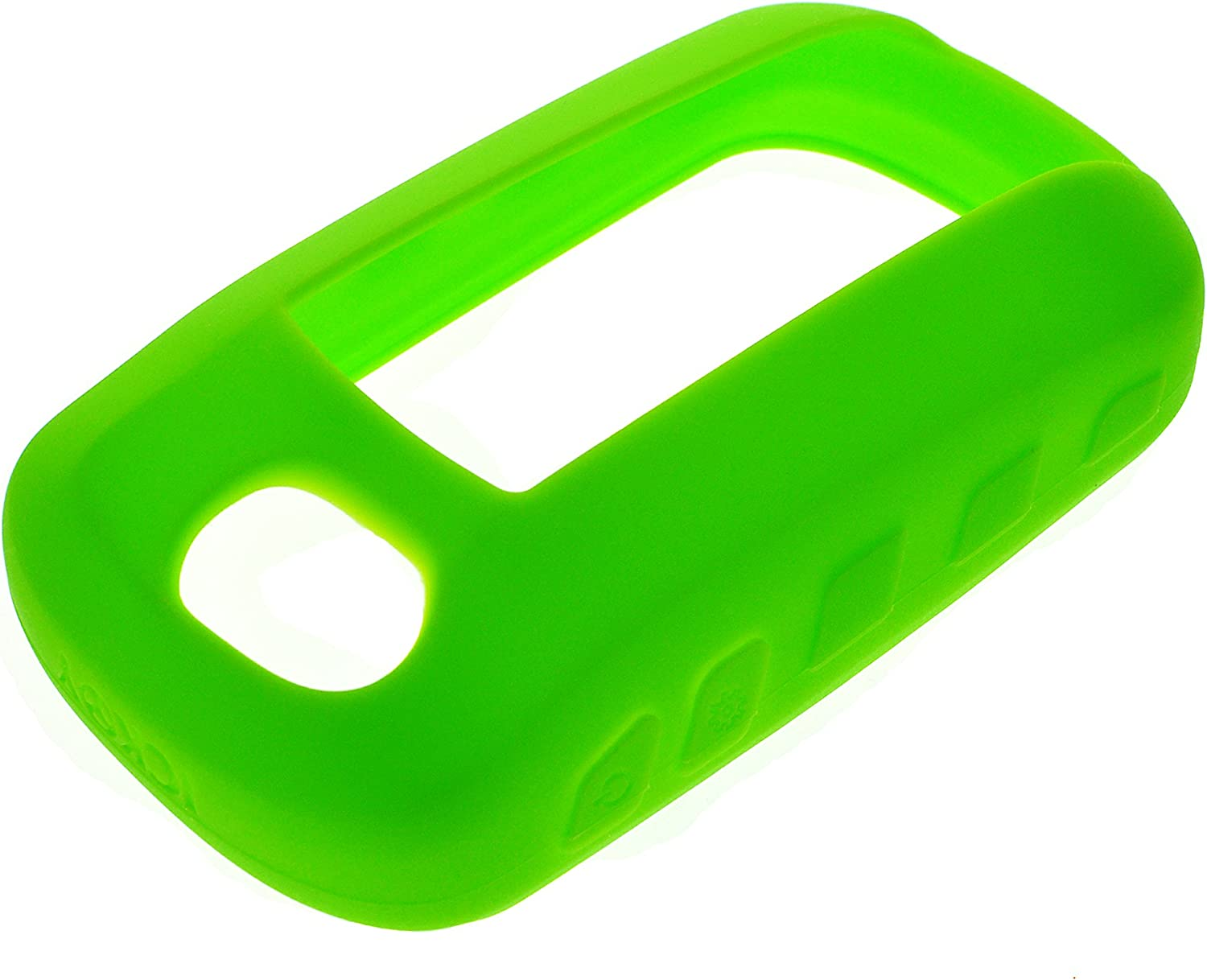 New Green Skin Protect Silicone Rubber Case for GPS Garmin Oregon 600 600T 650 650T 700 750 750T