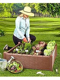 Raised Garden Kits Amazon Com