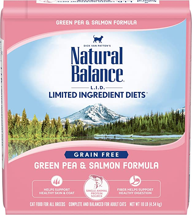 The Best Naturals Cat Food Salmon