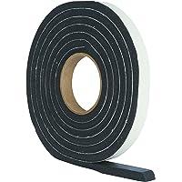 Extra starker Dichtungsstreifen, dicker und breiter für größere Spalten 3050 mm, schwarz