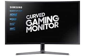 32 Zoll Curved-Monitor