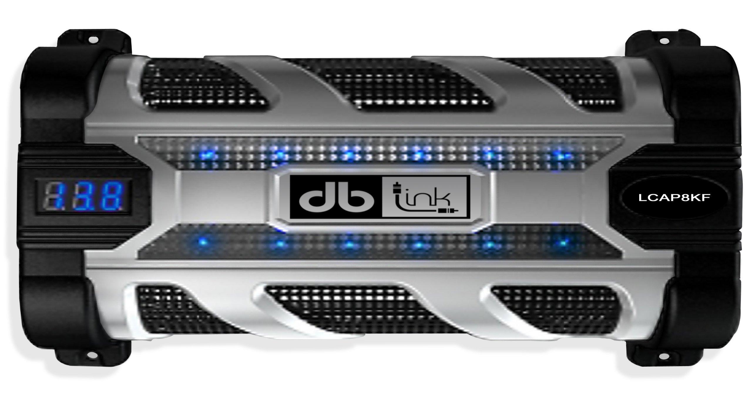 DB Link LCAP8KF 8 Farad Capacitor
