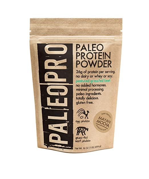 Product thumbnail for PaleoPro-Protein Powder