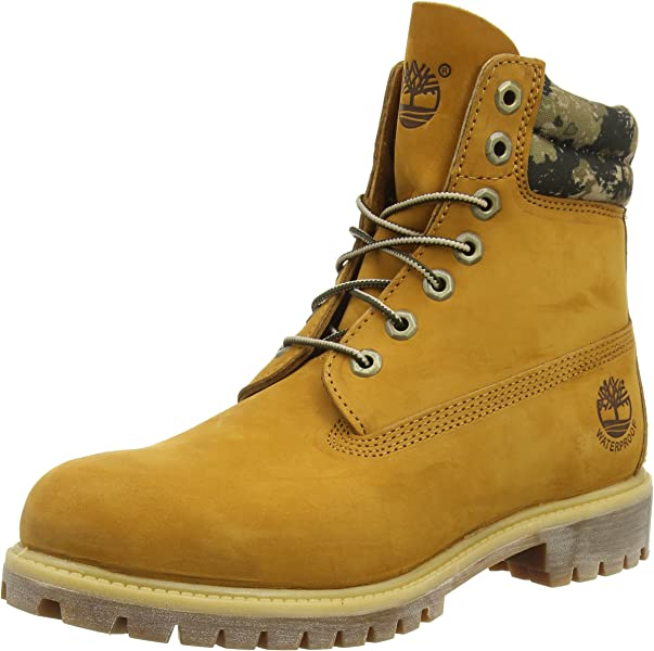 3a45a399e972f9 Timberland 6 in Boot FTB_6 in Double Collar Boot, Sneaker Alta Uomo ...