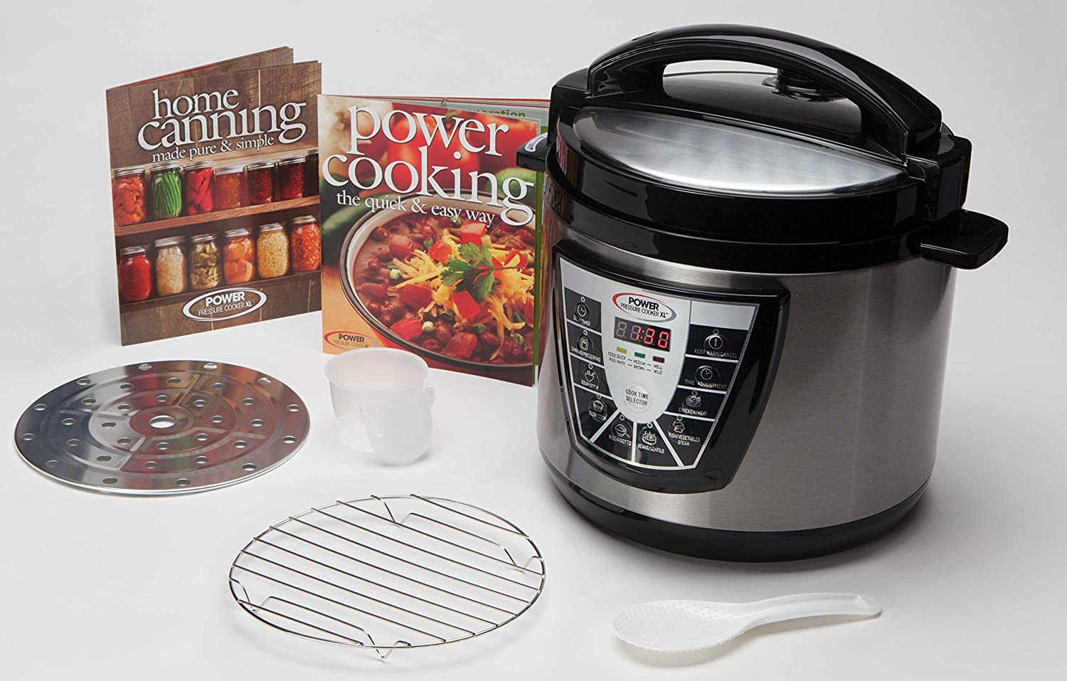 As Seen on TV PPC Power Pressure Cooker