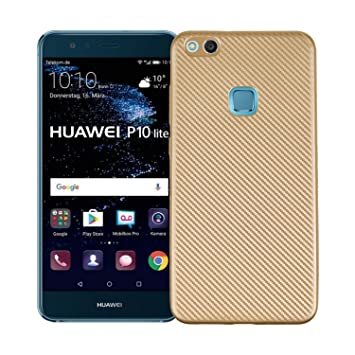 FugouSell Huawei P10 Lite Funda Silicona, Ultra Delgado TPU ...