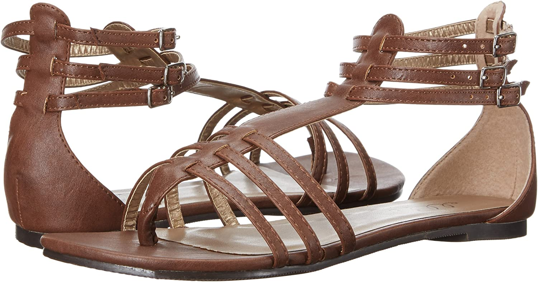 Ellie Shoes Womens 015-Rome Flat