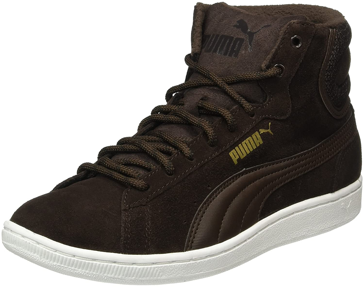 Puma Damen Vikky Mid Twill Sfoam High-Top