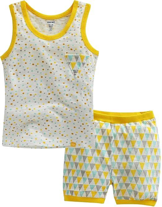 Diseño de chicas Vaenait para niños diseño de palabra en inglés pijama diseño de bebé juego