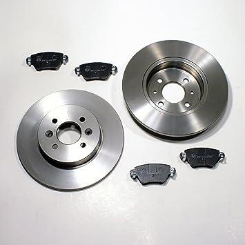 Bremsscheiben Bremsen 16 Zoll Felge Bremsbeläge Für Hinten Die Hinterachse Auto