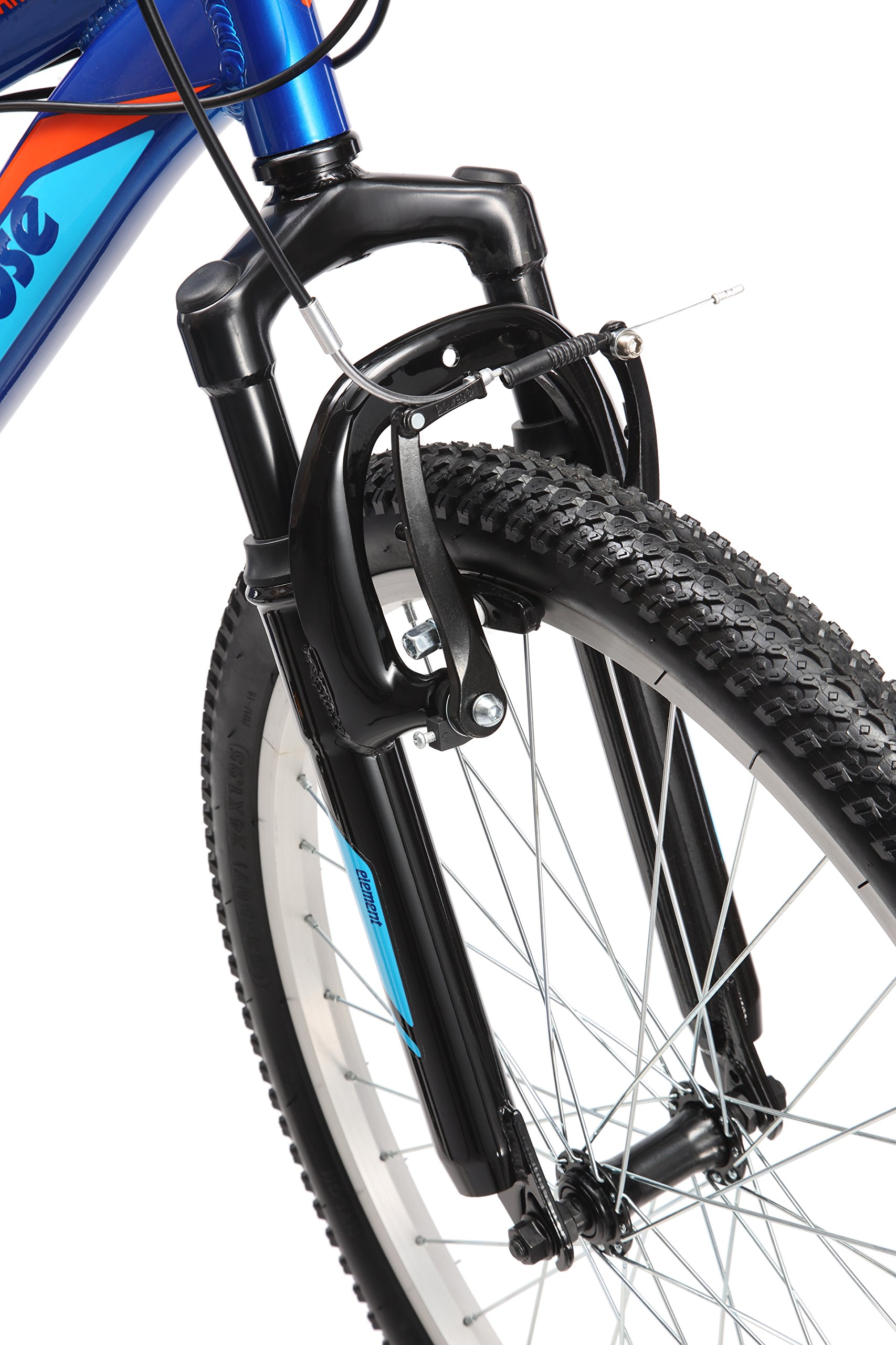 Mongoose Camrock 24'' Wheel Mountain Bicycle, Blue, One Size by Mongoose (Image #5)