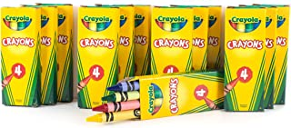 product image for 12 Boxes Crayola 4-ct. Crayon Party Favor Pack Colors