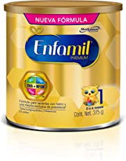 Enfamil Formula Infantil 0 a 6 Meses, Etapa 1, 375 gr