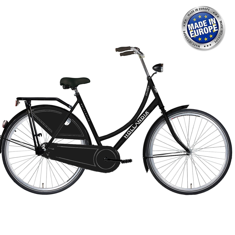 Amazon.com : Hollandia Royal Dutch Bicycle, Single Speed, 26 inch X ...