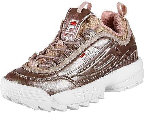 Fila Disruptor MM Low Ash Rosegold 101044270X, Deportivas: Amazon.es: Zapatos y complementos
