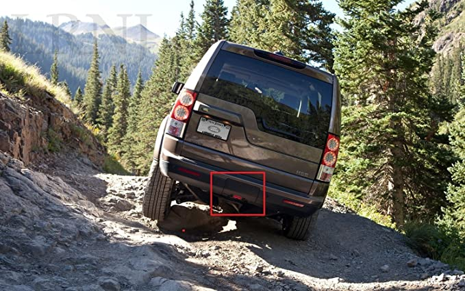 Auto Front Bumper Tow Towing Eye Cover Panel For Land Rover LR3 05-09 08