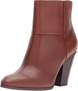 Nine West Women s Hollie Leather Ankle Boot 24bf60a9cd
