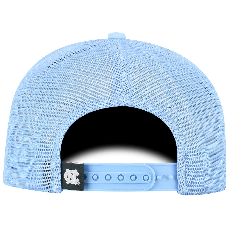 ec9ff3cd755 Amazon.com   Top of the World North Carolina Tar Heels Official NCAA  Adjustable 2Iron Trucker Mesh Hat Cap 394756   Sports   Outdoors