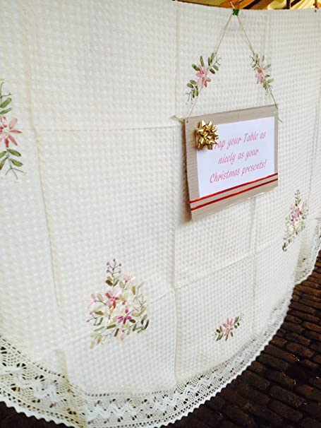 Find this Pin and more on Linen embroidery tablecloth.